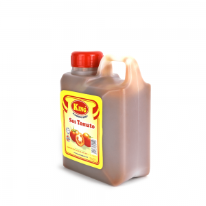 King Kampong Koh Tomato Sauce 1kg Plastic Bottle